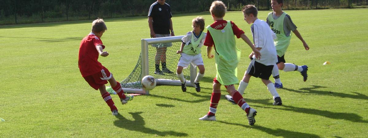 Fussball Verband Mittelrhein Dfb Stutzpunkte Jungen